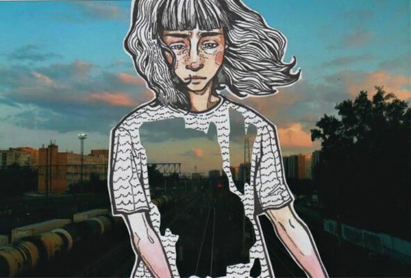 Картины Саши Харитоновой