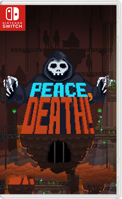 Peace, Death! Complete Edition Switch NSP