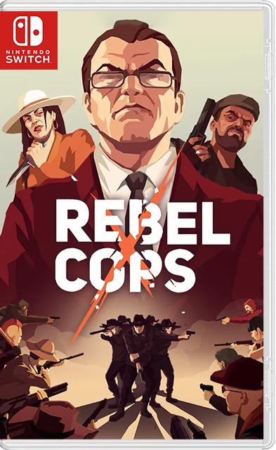 Rebel Cops Switch NSP XCI