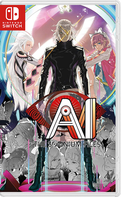 AI: THE SOMNIUM FILES Switch NSP
