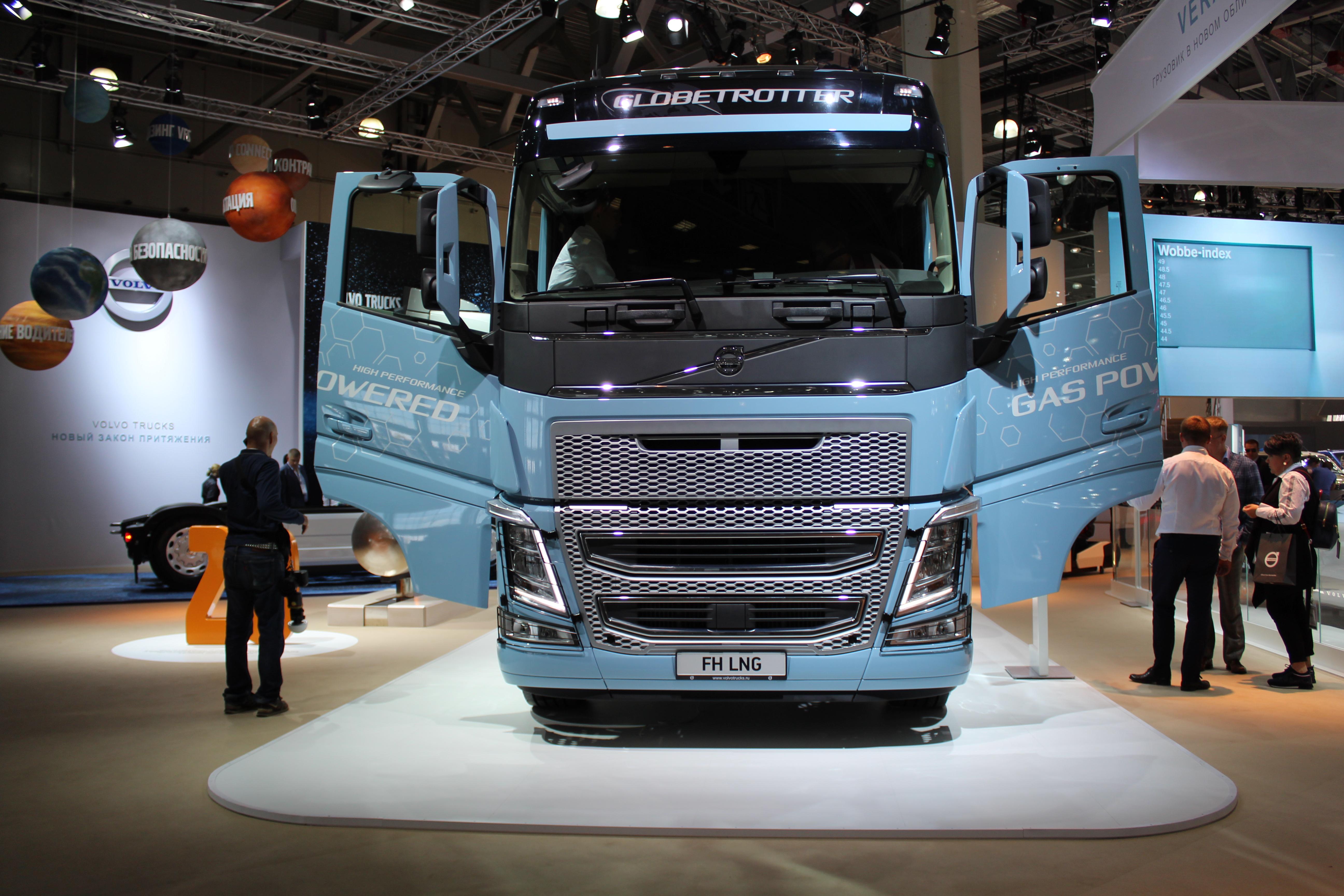 Volvo, Comtrans 2019