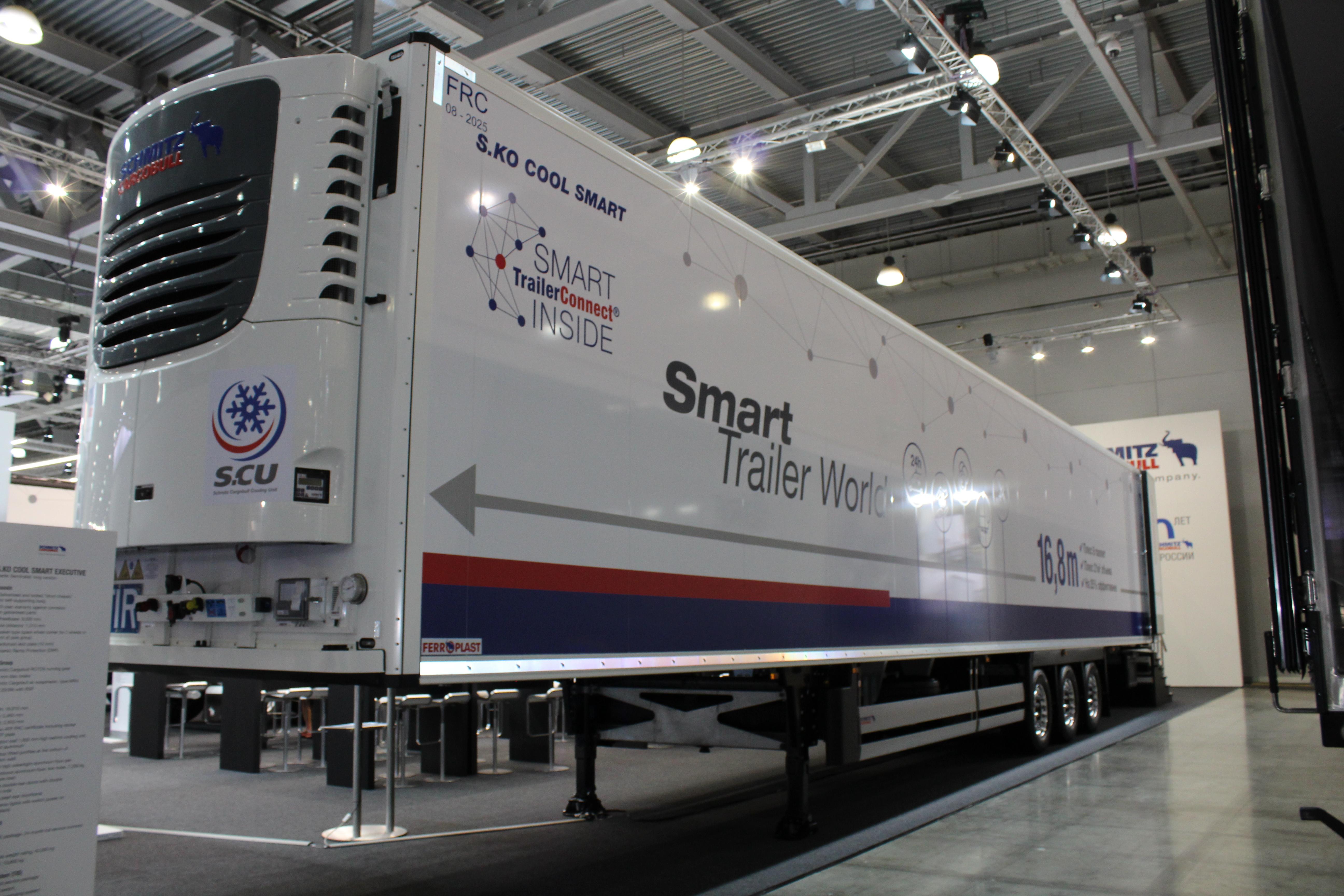 Schmitz Cargobull, Comtrans 2019