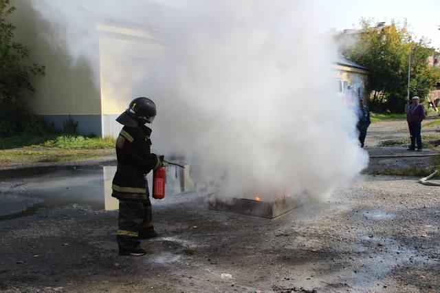 «Решение пожарно-тактической задачи» 2019