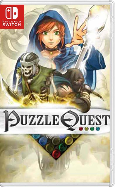 Puzzle Quest: The Legend Returns Switch NSP