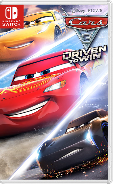 Cars 3: Driven to Win Switch NSP XCI