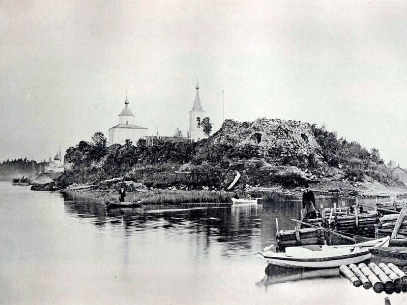 Город Новая Ладога