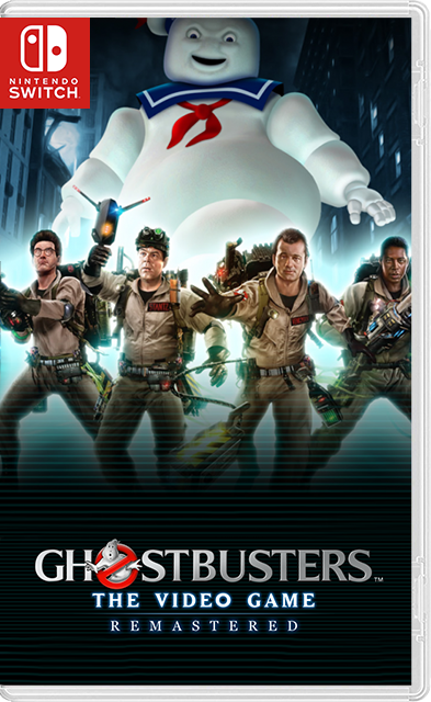 Ghostbusters: The Video Game Remastered Switch NSP