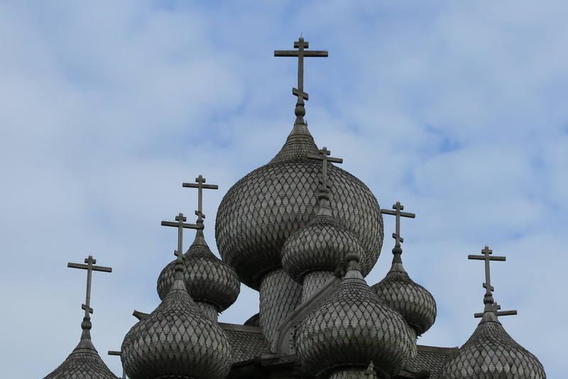 Петербургские Кижи