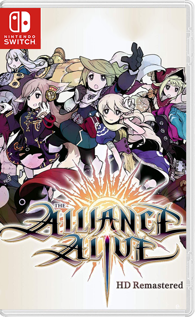 The Alliance Alive HD Remastered Switch NSP