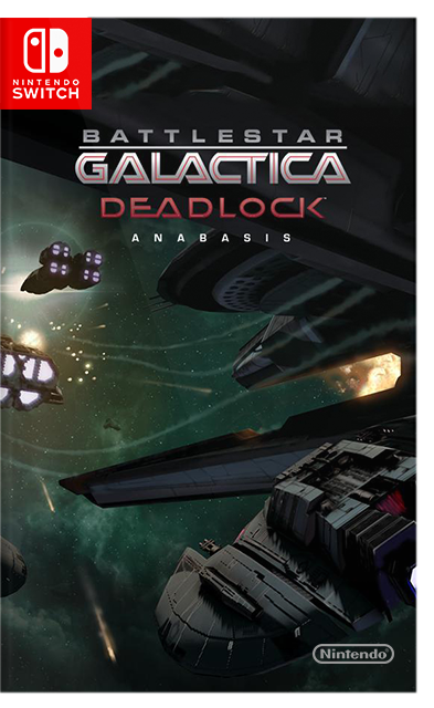 Battlestar Galactica Deadlock Switch NSP