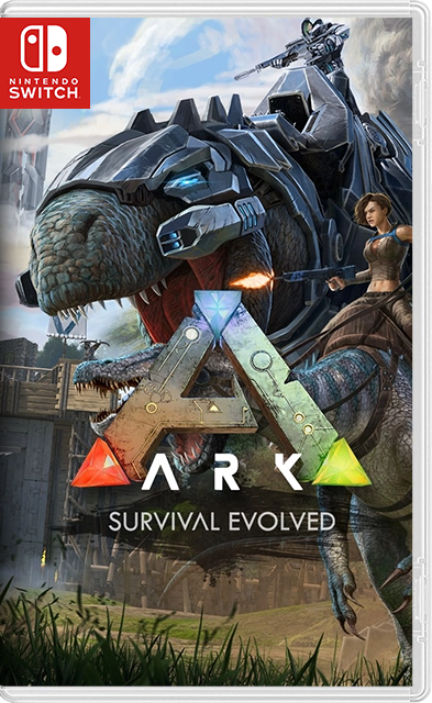 ARK: Survival Evolved Switch NSP XCI