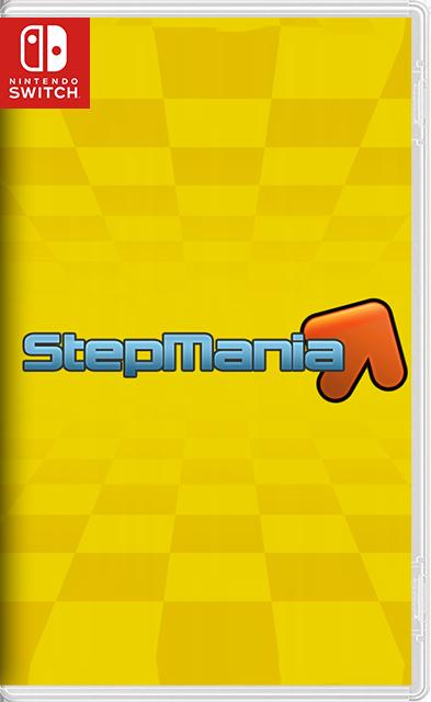StepMania 5.x + 1025 Tracks Switch NSP