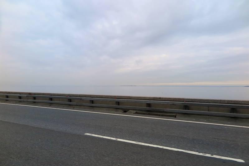 Дорога в Нарву