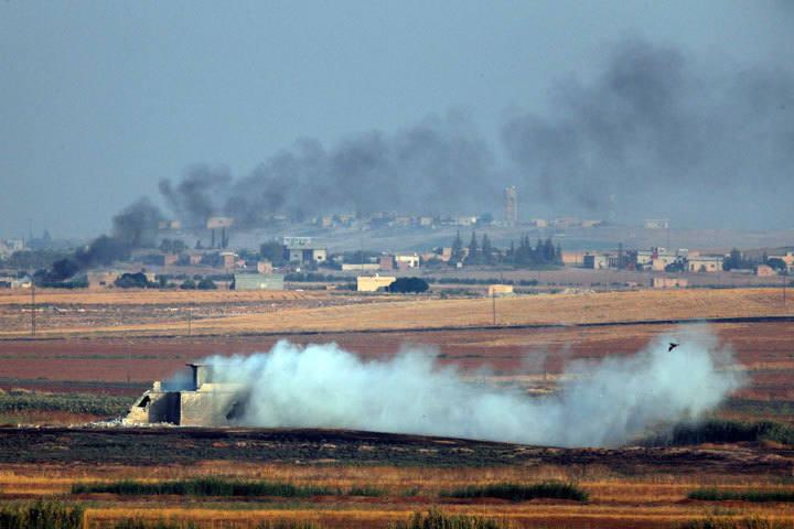 Война турков с курдами