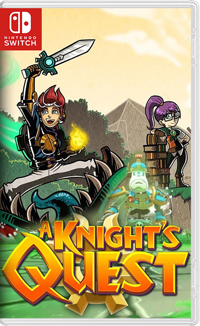 A Knight's Quest XCI NSP