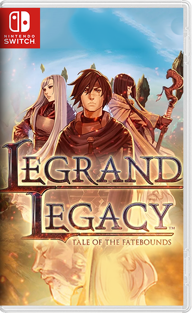 LEGRAND LEGACY: Tale of the Fatebounds Switch NSP XCI