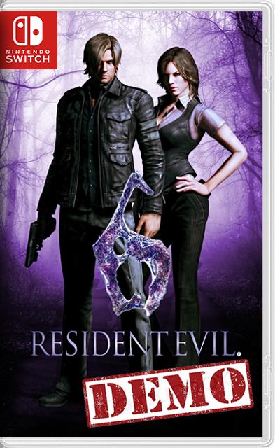 Residen Evil 5 + 6 DEMO