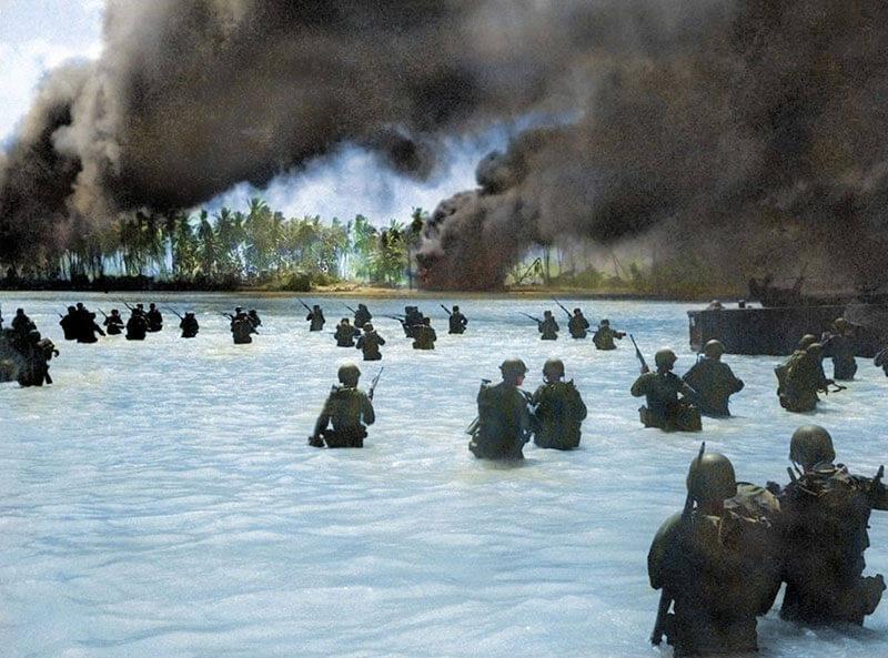 Вторая мировая война в Тихом океане