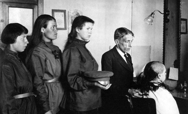 Первый женский батальон