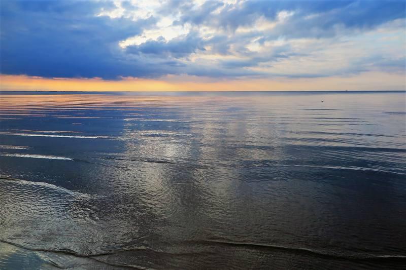 Пляж  в Нарва-Йыэсуу