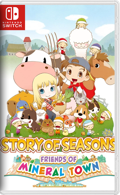 Story of Seasons: Friends of Mineral Town Switch NSP XCI