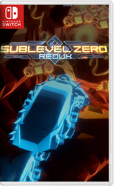 Sublevel Zero Redux Switch NSP