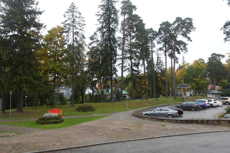 СПА в Усть-Нарве