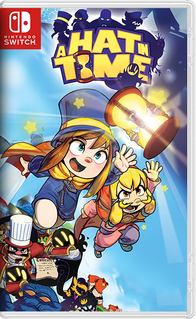 A Hat in Time Switch NSP