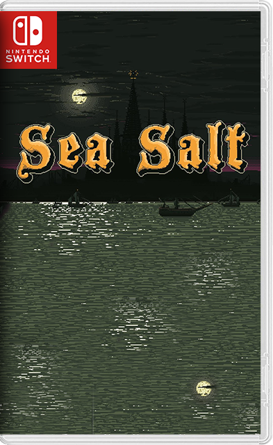 Sea Salt Switch NSP XCI NSZ