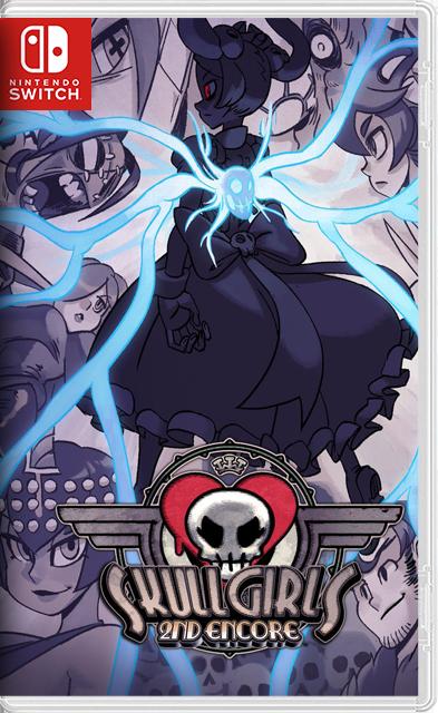 Skullgirls: 2nd Encore Switch NSP