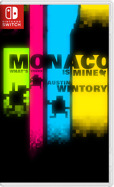 Monaco: What's Yours Is Mine – Complete Edition Switch NSP