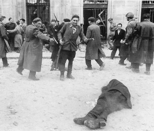 Murder of a Communist 1956