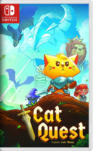 Cat Quest Switch NSP