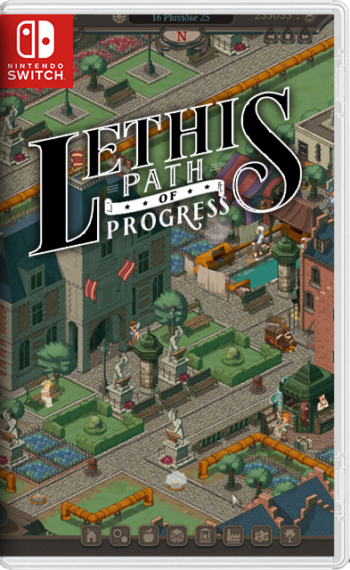 Lethis – Path of Progress Switch NSP