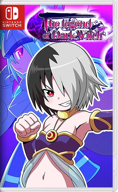 The Legend of Dark Witch Switch NSP