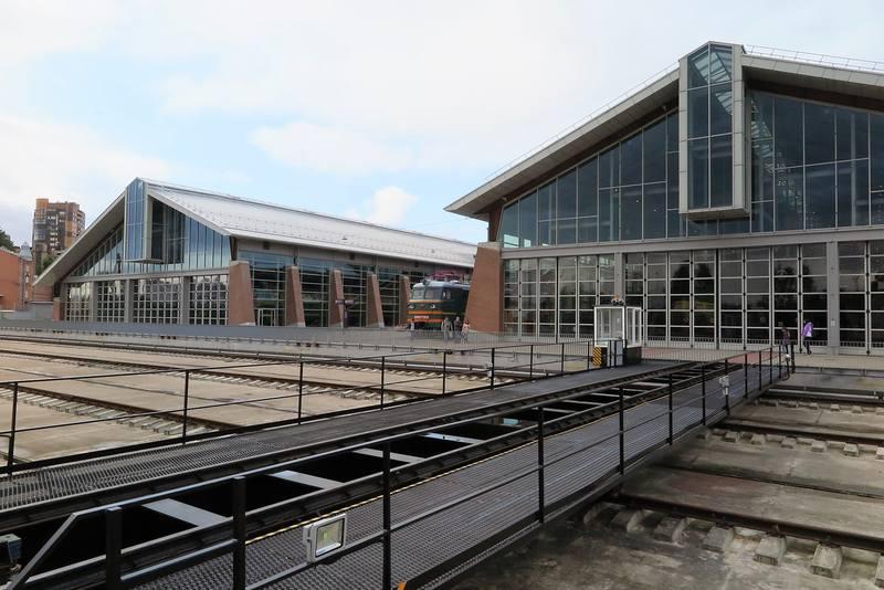 Главный железнодорожный музей России