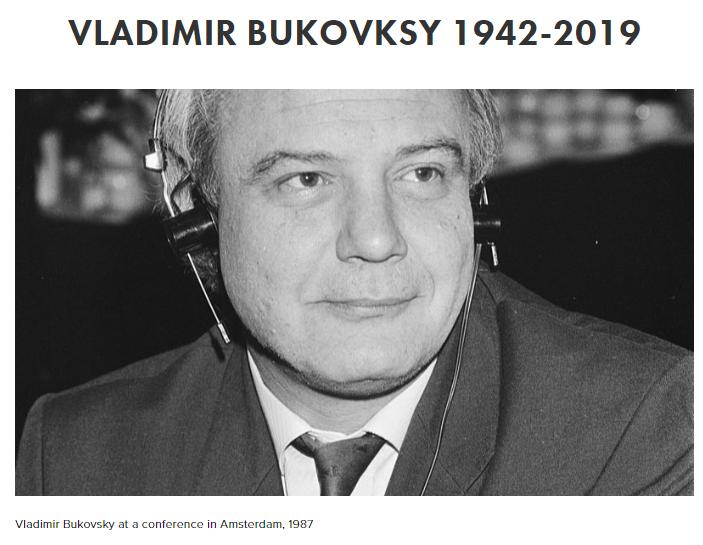 Умер писатель и диссидент Буковский