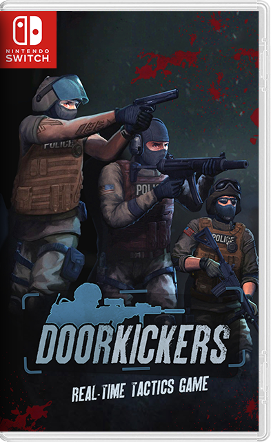 Door Kickers: Action Squad Switch NSP