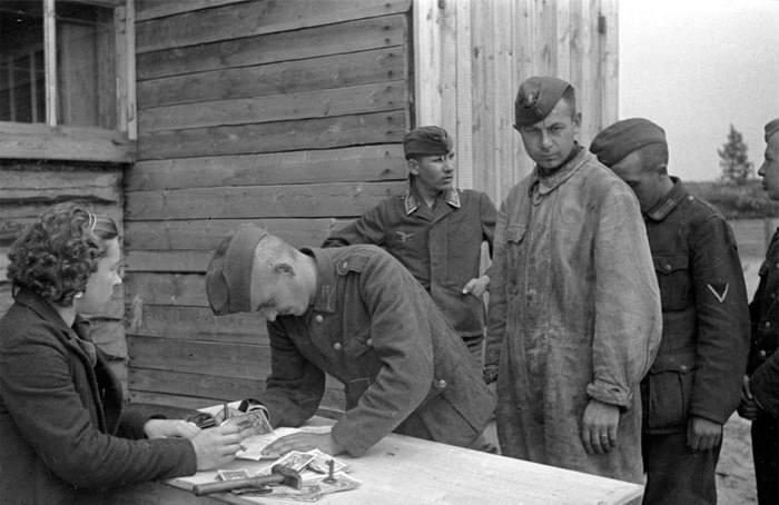 Что сильно удивило немцев после нападения на СССР 36-3