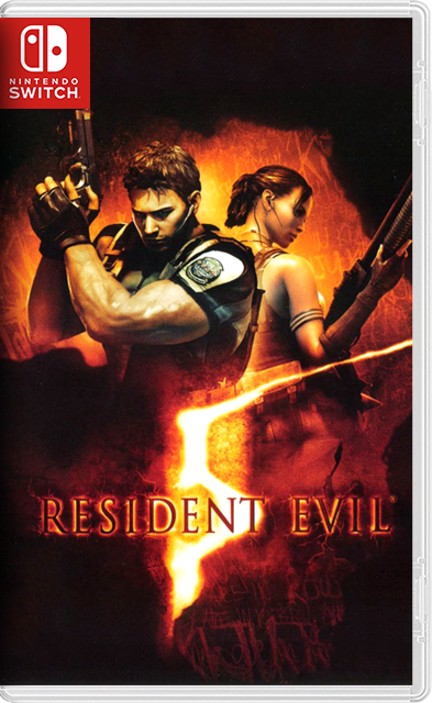 Resident Evil 5 Switch NSP XCU