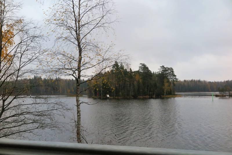 Домик в Финляндии