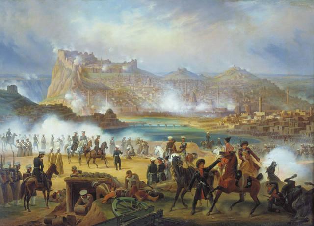 Как генерал Паскевич стал Эриванским, а Армения — русской — Блоги ...