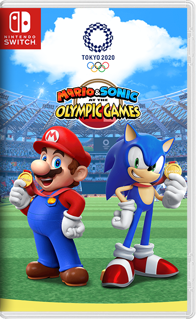 Mario and Sonic at the Olympic Games Tokyo 2020 DEMO Switch NSP