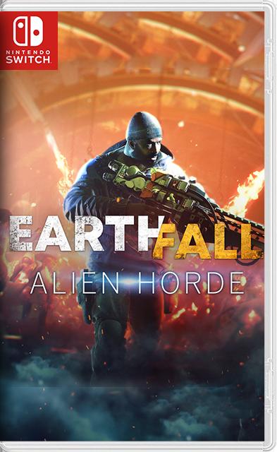Earthfall: Alien Horde Switch NSP XCI