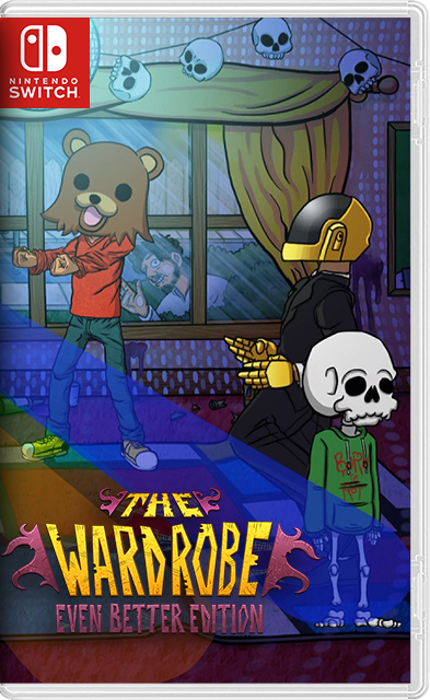 The Wardrobe Even Better Edition Switch NSP XCI NSZ