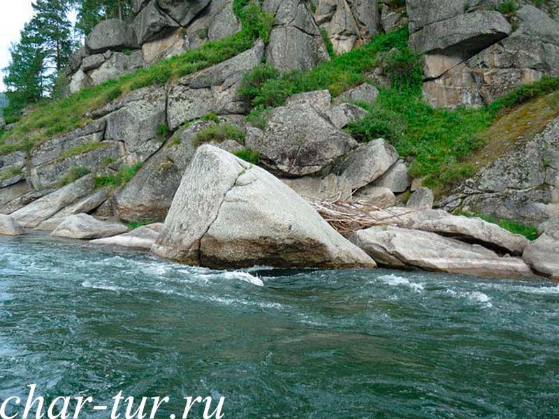 Сплав по реке Чарыш