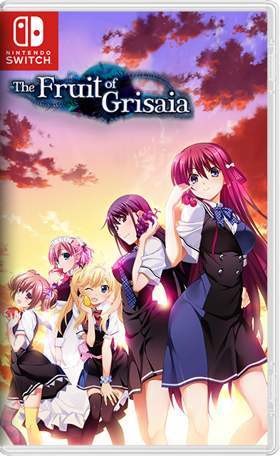 THE GRISAIA TRILOGY Switch NSP XCI