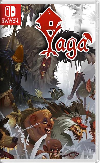 Yaga Switch NSP
