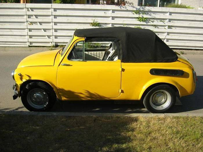 Горбатый Запорожец - легенда советского автопрома auto-008