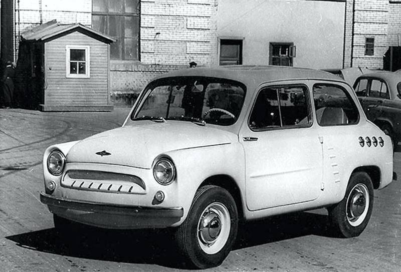 Moskvitch 444-second prototype